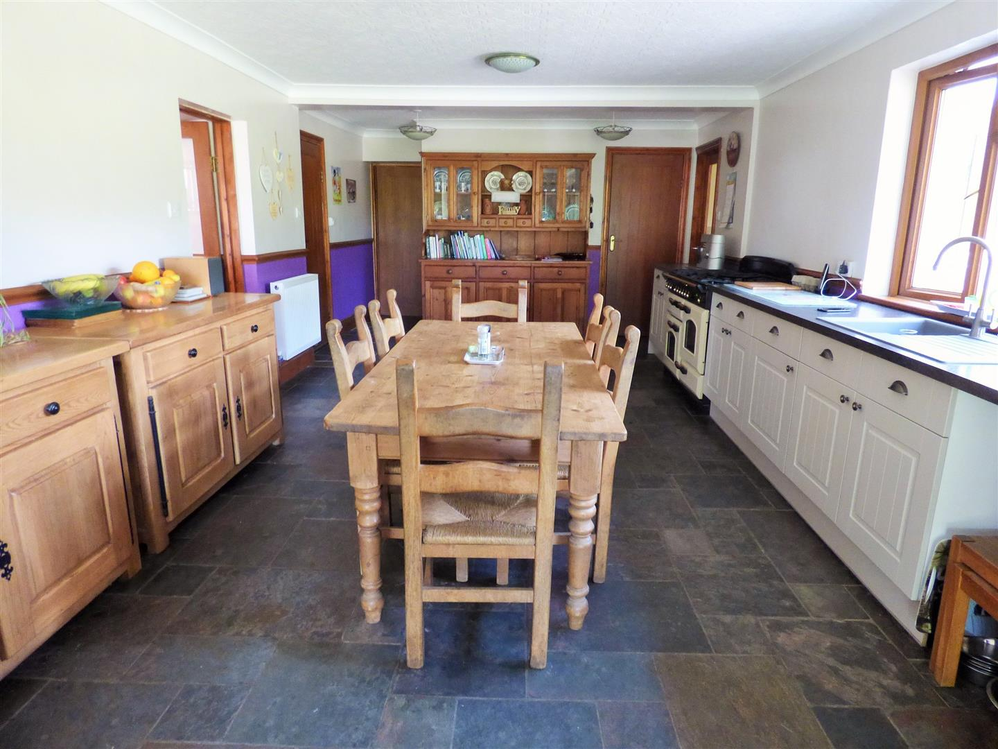 KITCHEN/DINING/LIVING ROOM